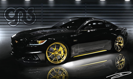 Galpin Auto Sports Ford Mustang GT