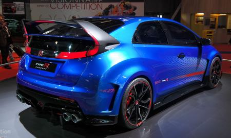 Honda Civic Type R Konsept (2014)