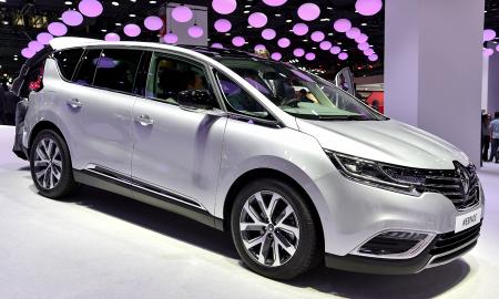 Renault Espace (2014)