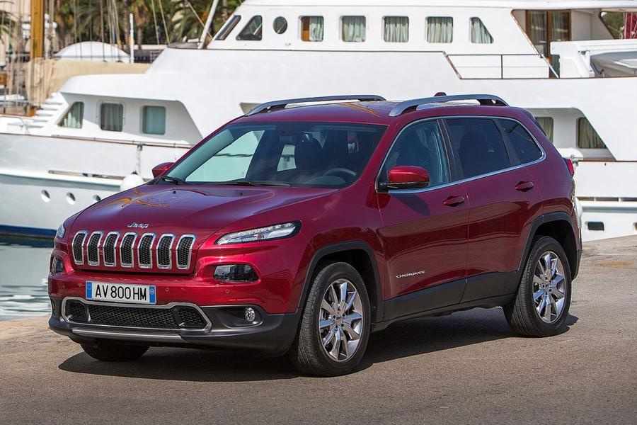 Test: Jeep Cheroke (2015)