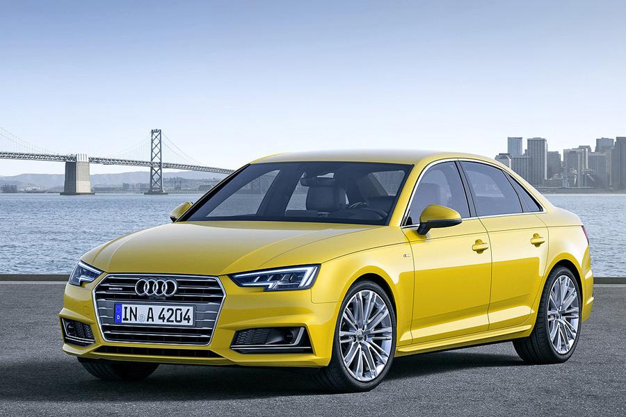 Audi A4 (2015)