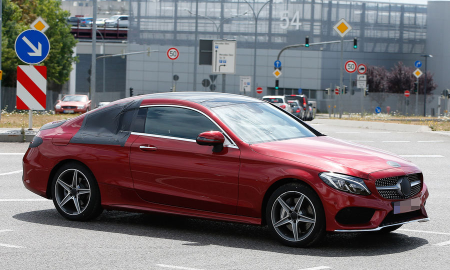 Mercedes-Benz C-Sinifi Coupe