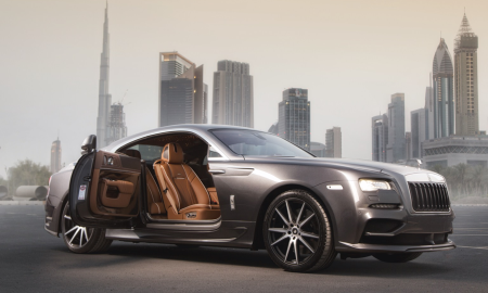 Ares Design Rolls Roce Wraith