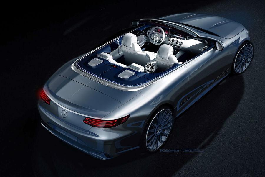 Mercedes-Benz S-Sınıfı Cabrio