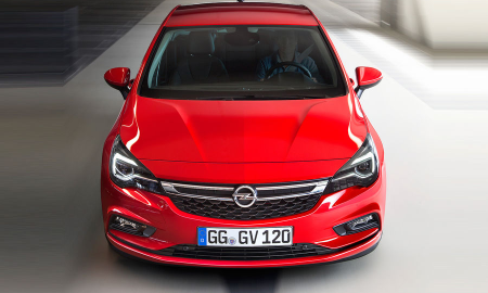 Opel Astra (2016)