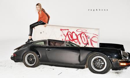 Porsche 911 SC Rag & Bone
