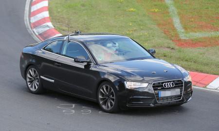 Casus: Audi A5 Coupe (2016)