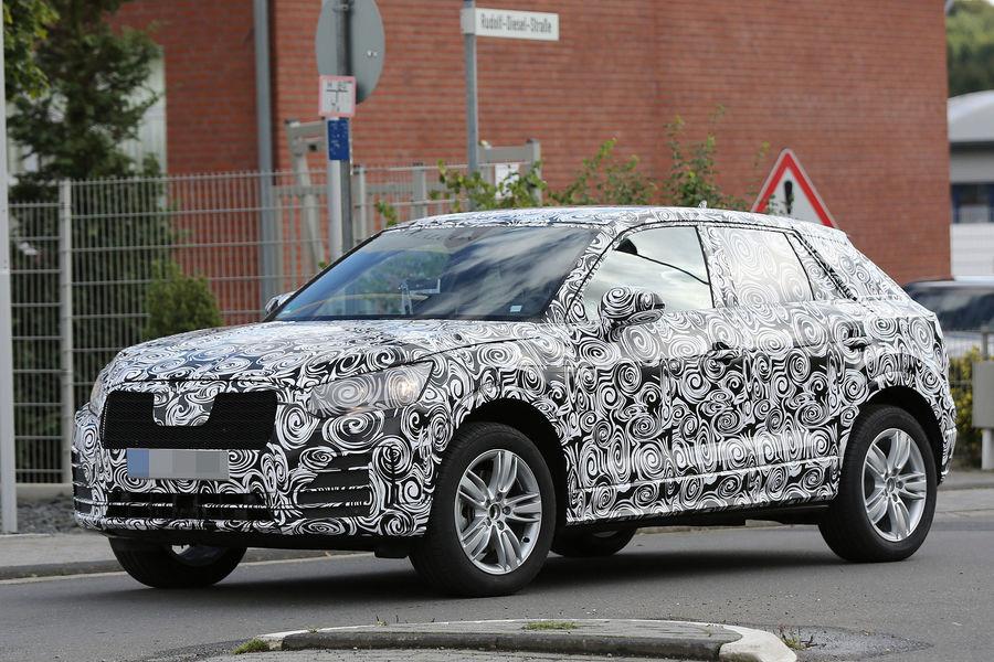Casus: Audi Q2
