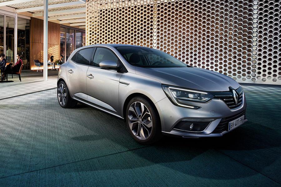 Renault Megane (2016)