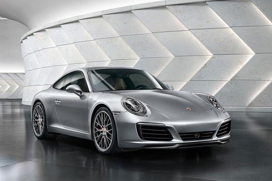 Porsche 911 Carrera (2016)