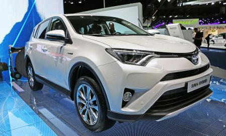 Toyota RAV4 (2016)