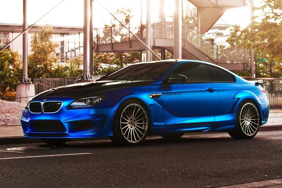 Fostla & Hamann BMW M6 Coupe