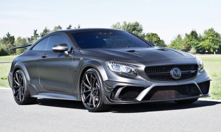 Mansory Mercedes‑Benz S63 AMG Coupe Black Edition