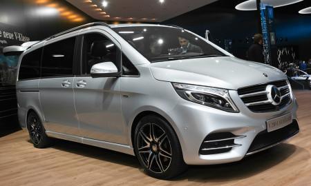 Mercedes-Benz V Serisi AMG Line