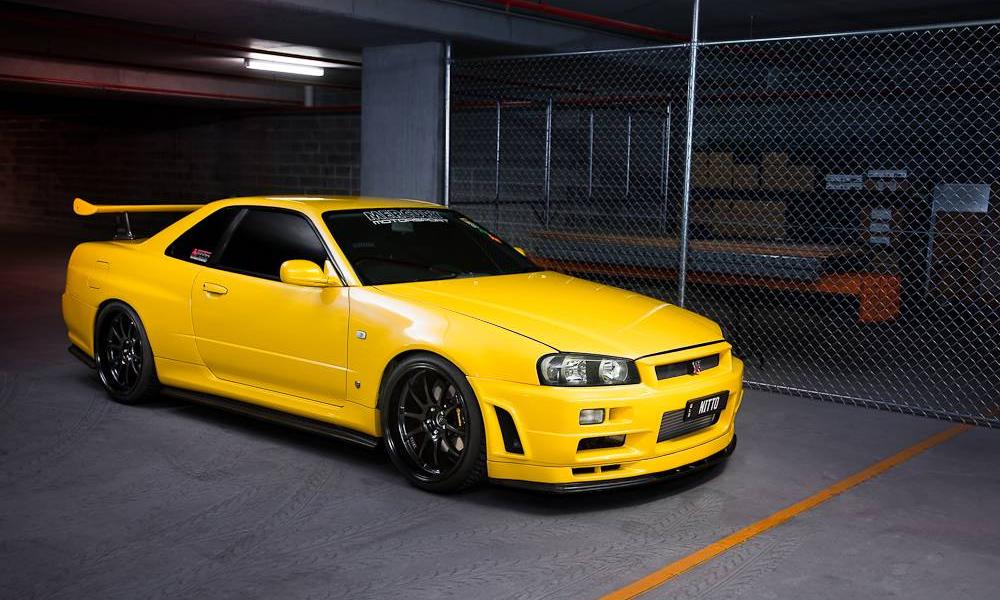 Nissan GT-R Skyline V-Spec