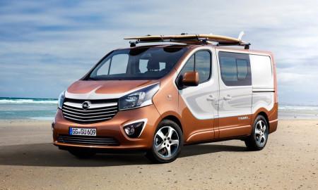 Opel Vivaro Konsept