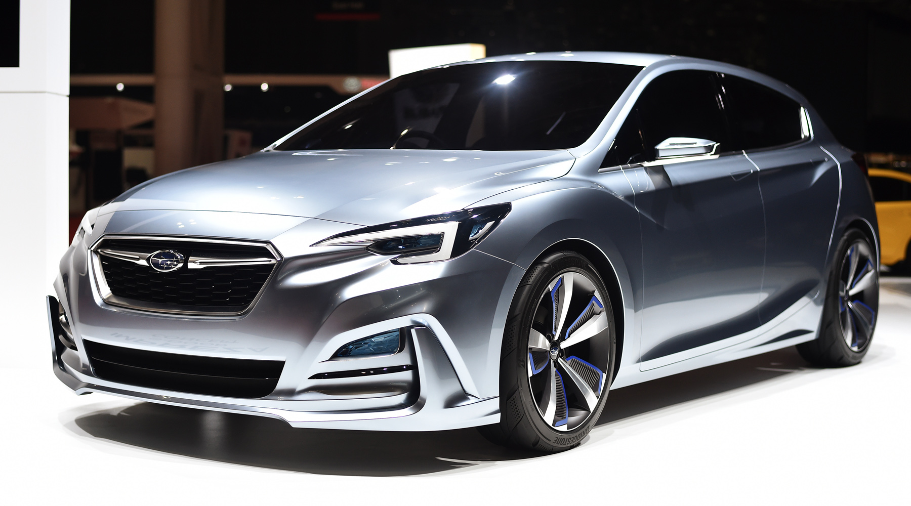 Subaru Impreza (2015)