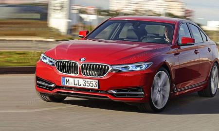 BMW 3 (2018)