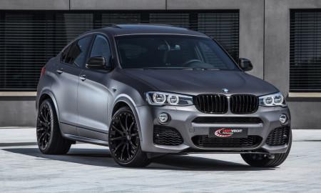 BMW X4 Lightweight