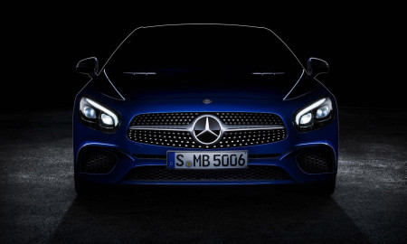 Mercedes-Benz SL (2016)