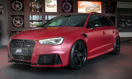 Abt Audi RS3 450 Individual