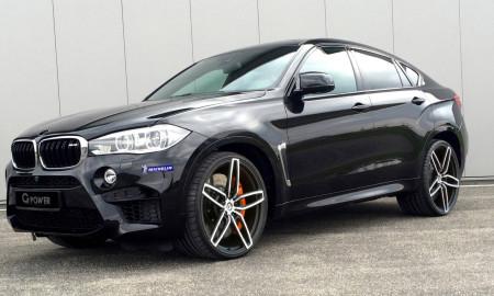 BMW X6 G-Power (2016)