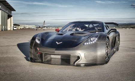 Corvette C7 GT3-R Callaway Competition