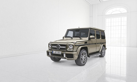 "Mercedes-Benz G-Serisi ""designo manufaktur"""