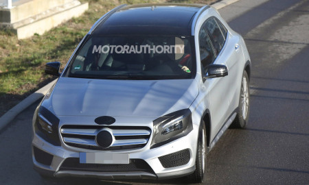 Mercedes-Benz GLA (2016)