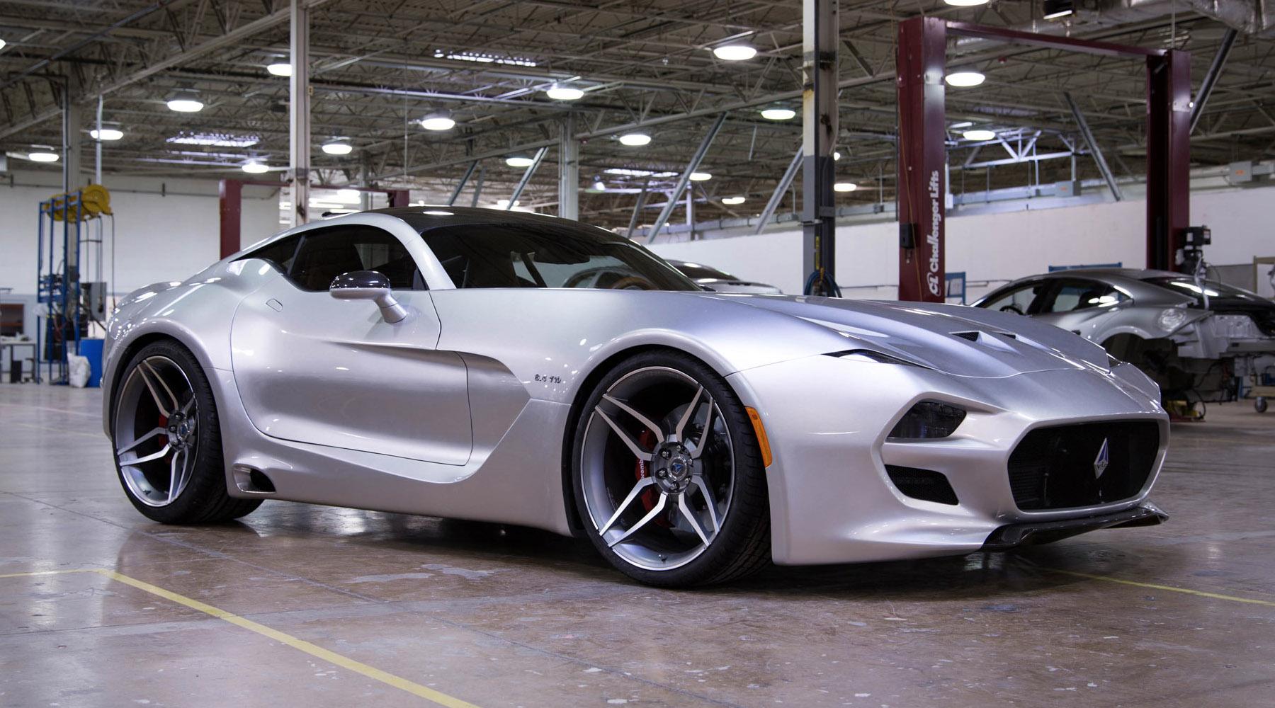 VLF Automotive Fore1 V10