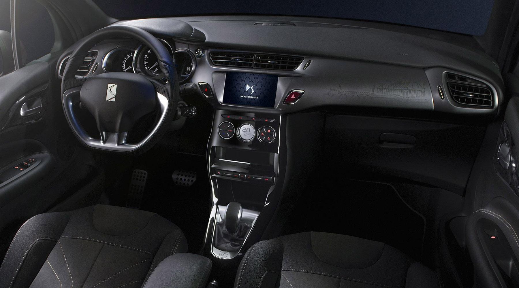 Citroen DS3 Facelift (2016)
