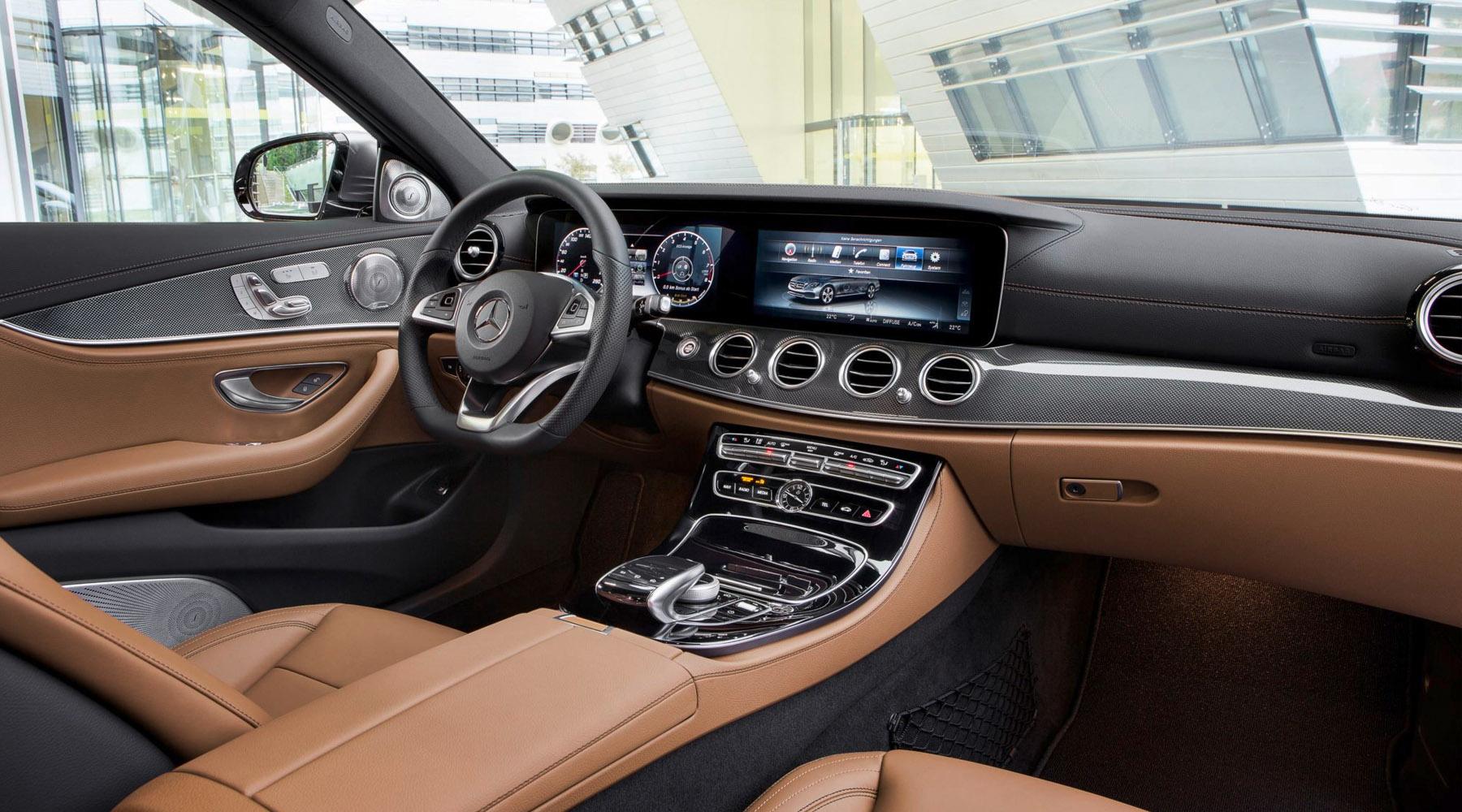 Mercedes-Benz E Serisi (2016)