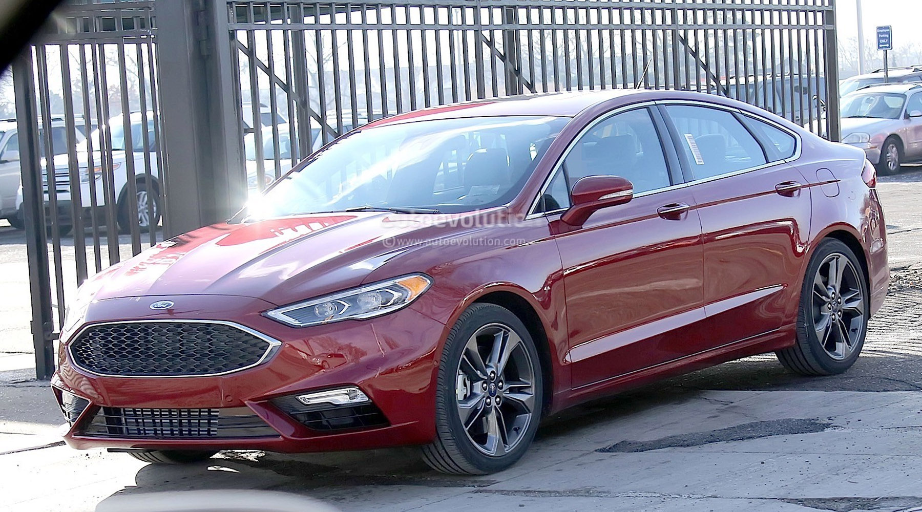 Ford Mondeo (2017)