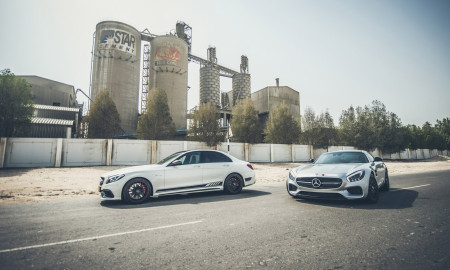 PP Performance Mercedes-Benz AMG GT S ve C63S AMG