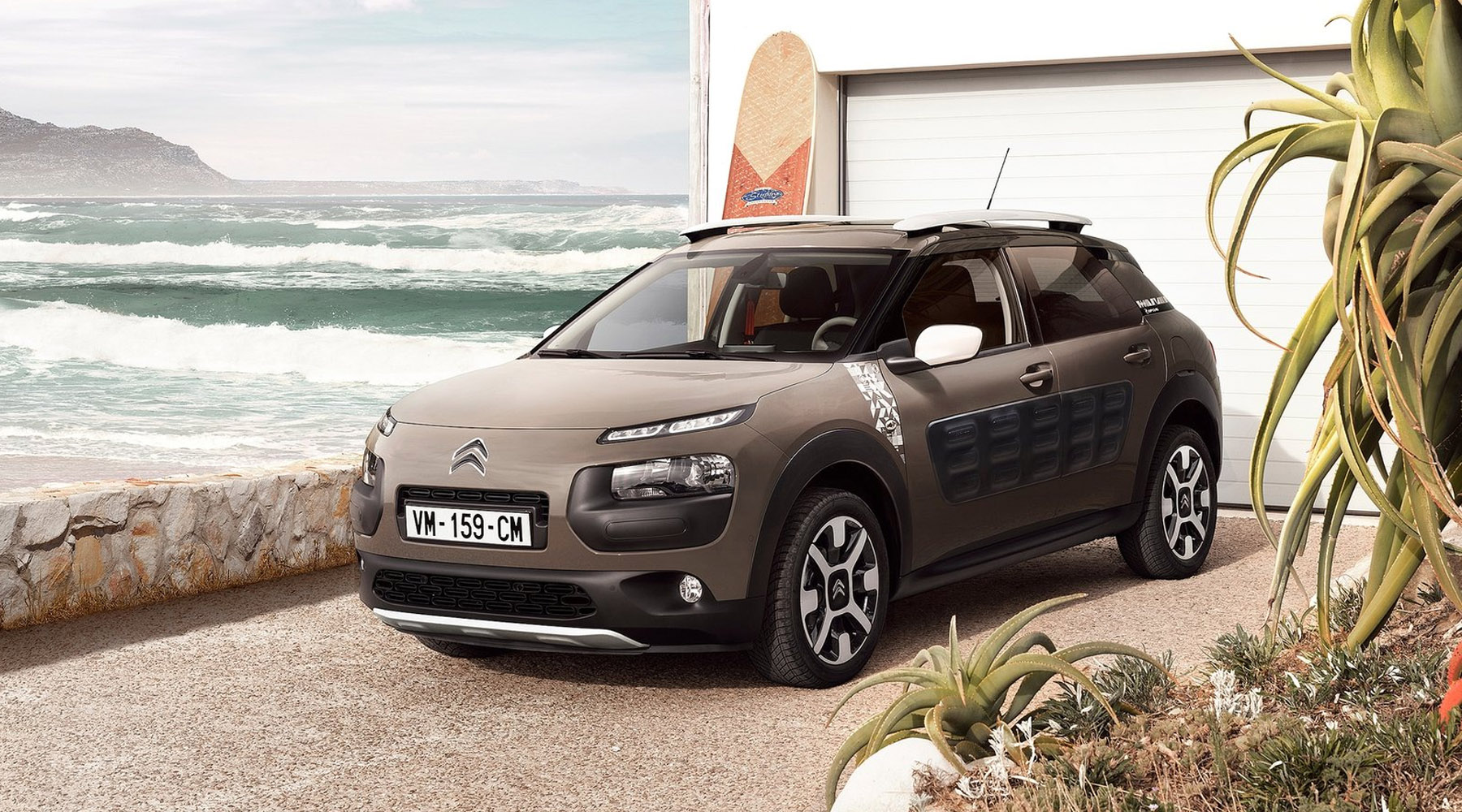 citroen c4 cactus rip curl zel model. Black Bedroom Furniture Sets. Home Design Ideas