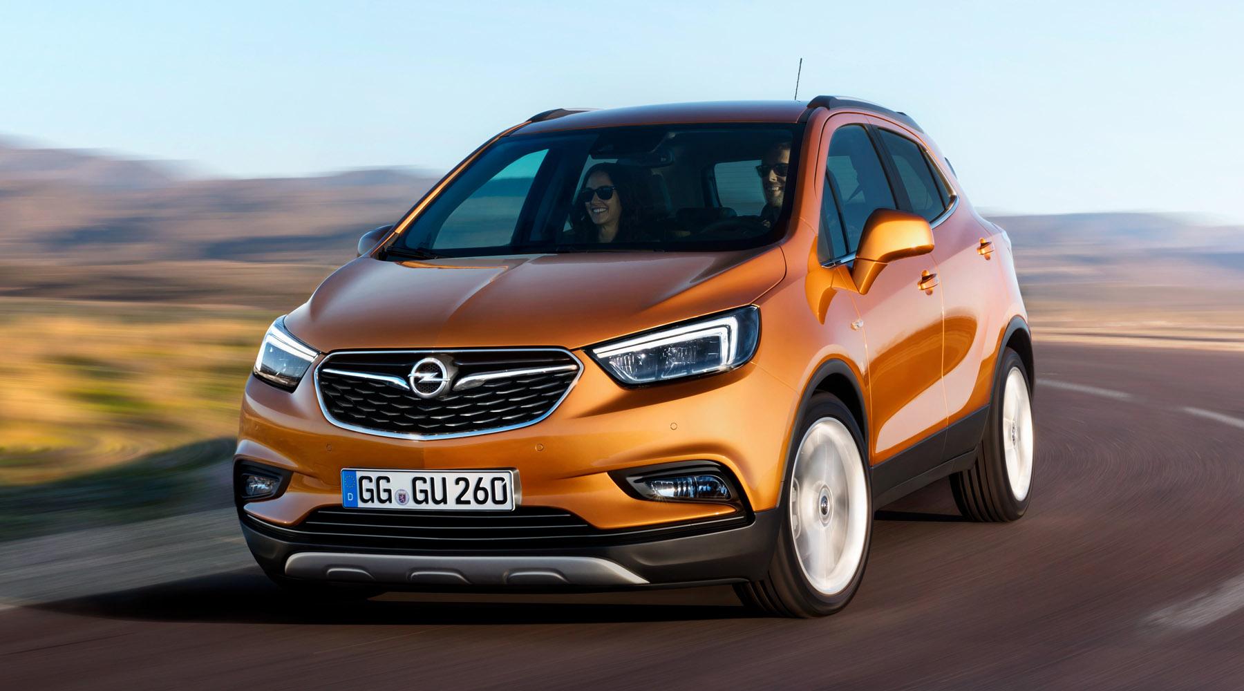 Opel Mokka X (2016)