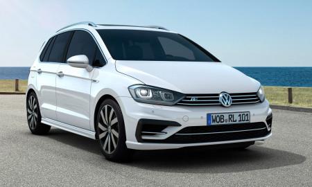 VW Golf Sportsvan R-Line