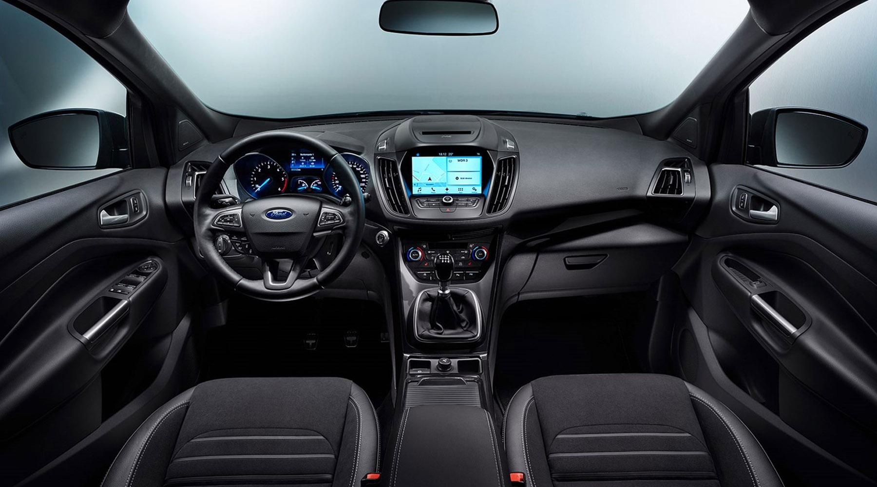Ford Kuga (2016)