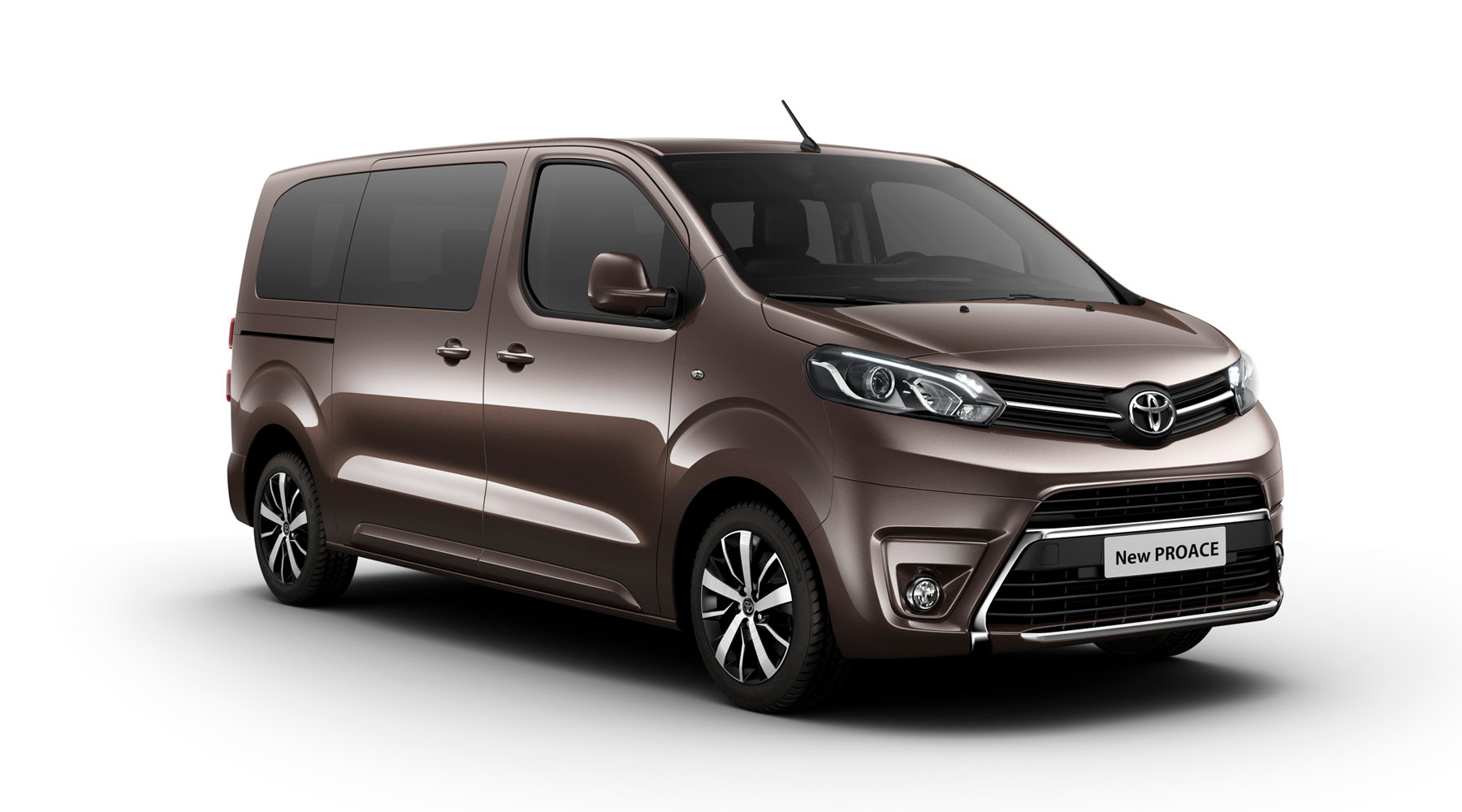 Toyota New Proace 2016