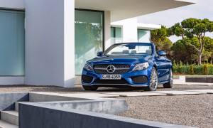 Mercedes-Benz C-Serisi Cabrio