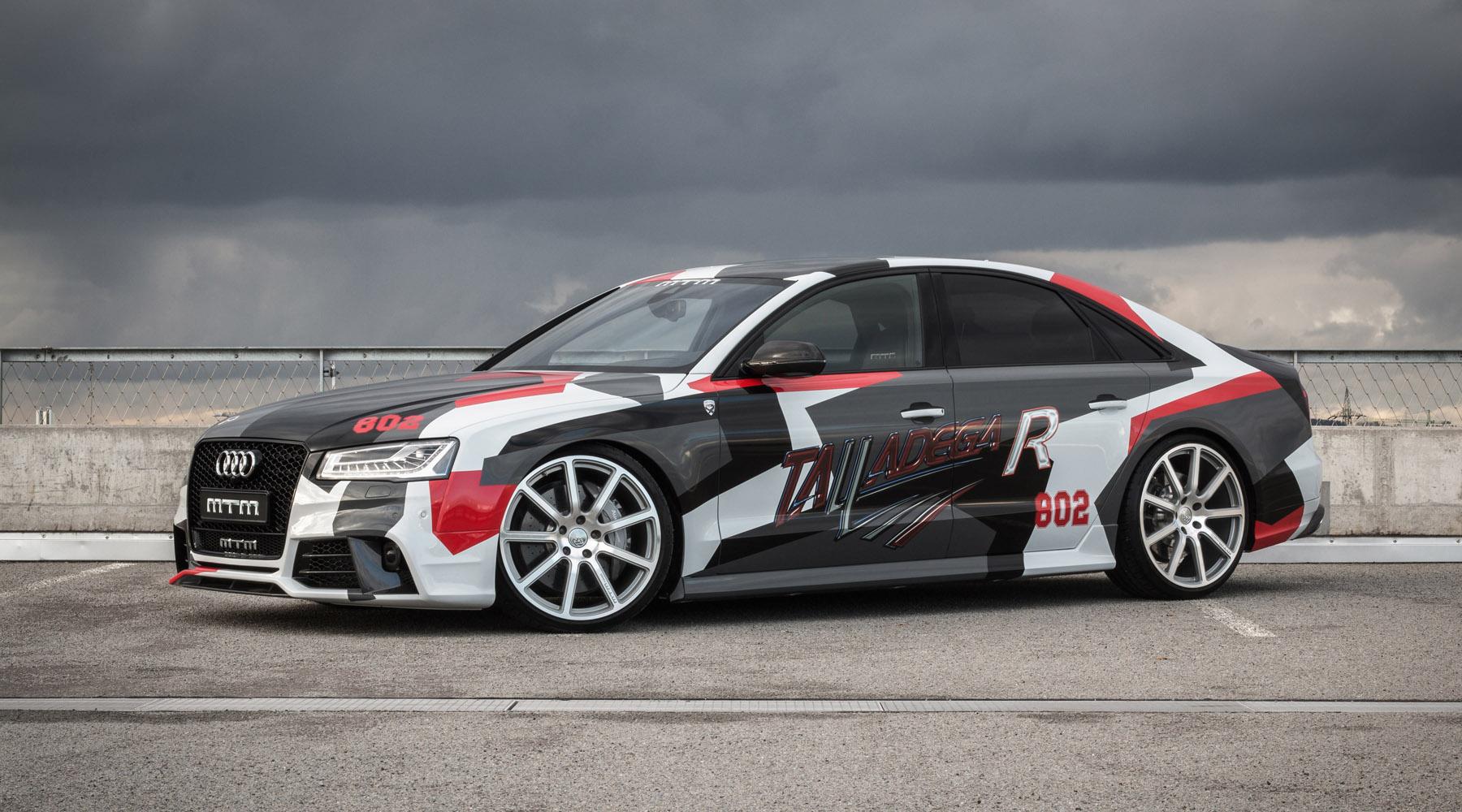 MTM Audi S8 Talladega R
