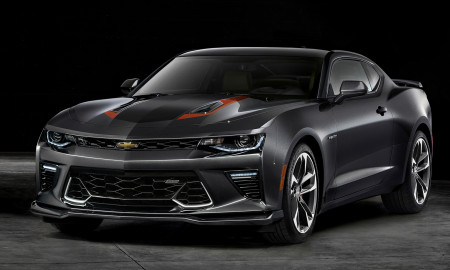Chevy Camaro 50th Anniversary
