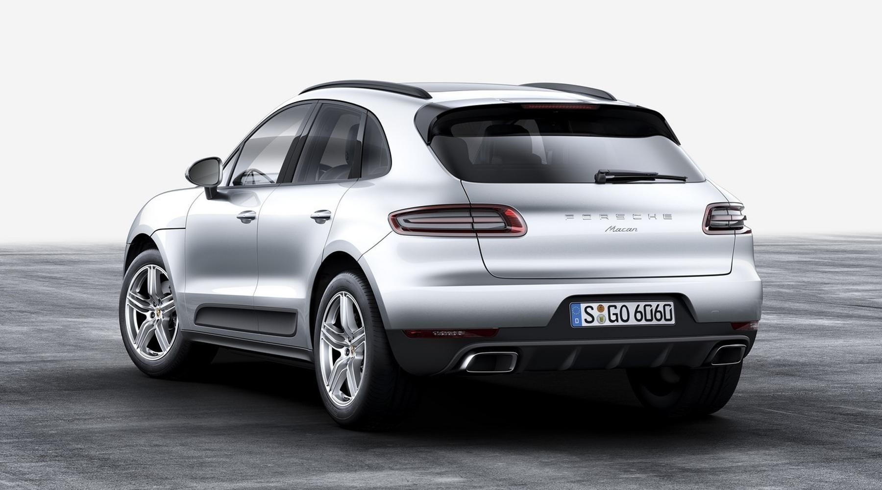 Porsche Macan Facelift (2016)