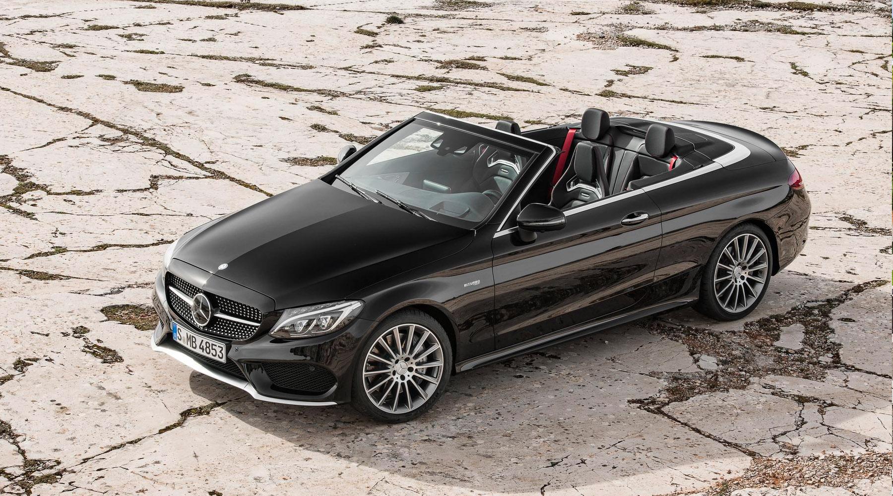 Mercedes-Benz AMG C-Serisi Cabrio